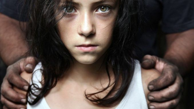 NSPCC report that child sex crimes are at a record high