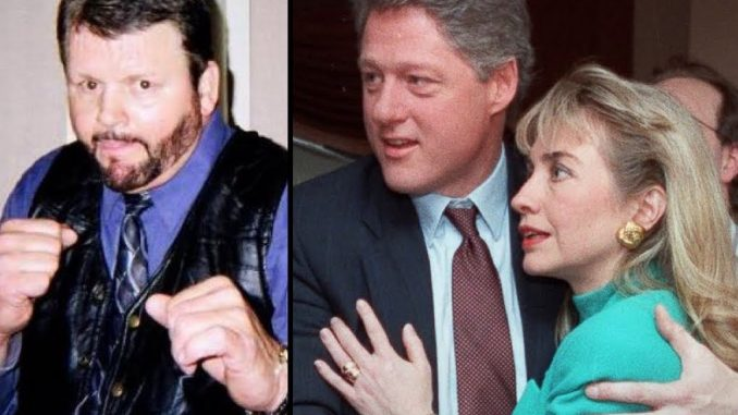 Billy Jack Haynes has confessed on video to running drugs in the 80s and accepting money from Bill Clinton for murdering people.
