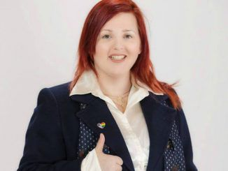 A transgender Democrat congressional candidate from Wisconsin has been arrested for grand larceny by the NYPD.