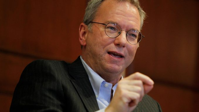 Google boss Eric Schmidt exposed as being behind Fake News censorship drive