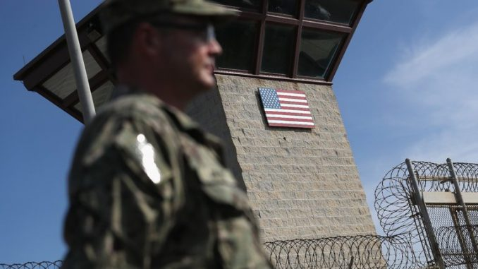 US admiral says Guantanamo Bay is preparing for an influx of VIP inmates