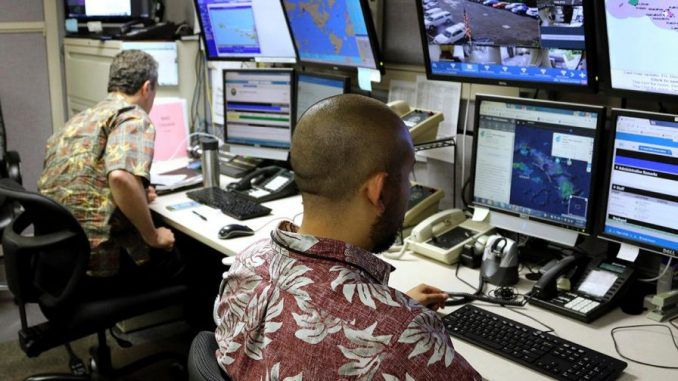 Hawaii button pusher says he is sure North Korea launched a missile