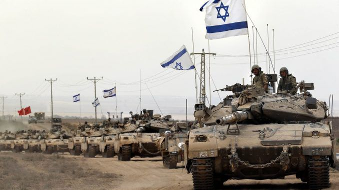 Israel prepare to wipe Iran off the map
