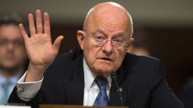 James Clapper accidentally admitted on CNN that Trump was illegally surveilled from the moment he won the GOP primary.