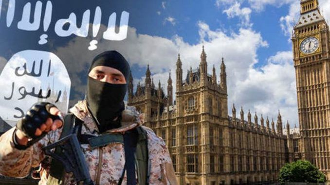 British government claim jihadis returning to UK pose no risk to the public