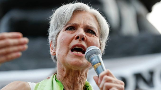 Jill Stein says Democrats were the real meddlers during 2016 election