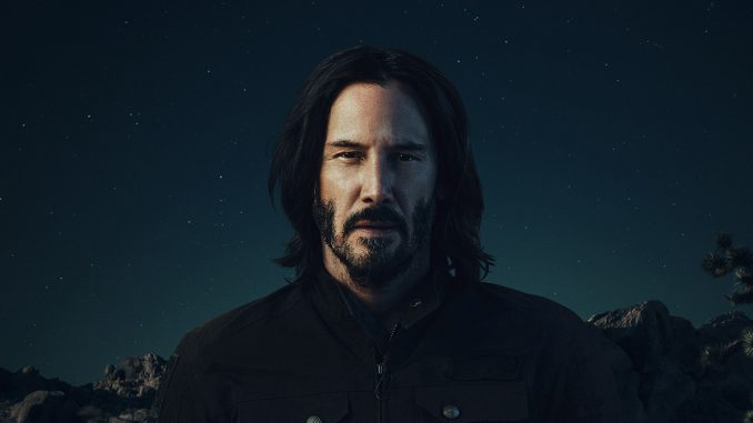Humanity is waking up and is on the verge of breaking free of the matrix, rejecting our overlords, according to Keanu Reeves.