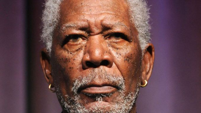 """Evil Monsanto business practices"" are depopulating the planet, ""one species at a time,"" according to Morgan Freeman."