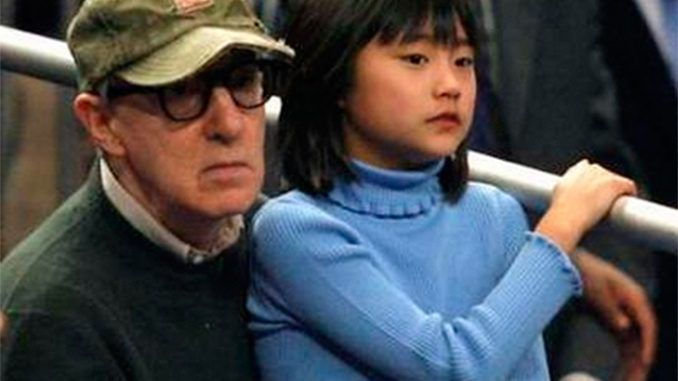 The mainstream media are complicit in helping to cover-up Woody Allen's pedophilia
