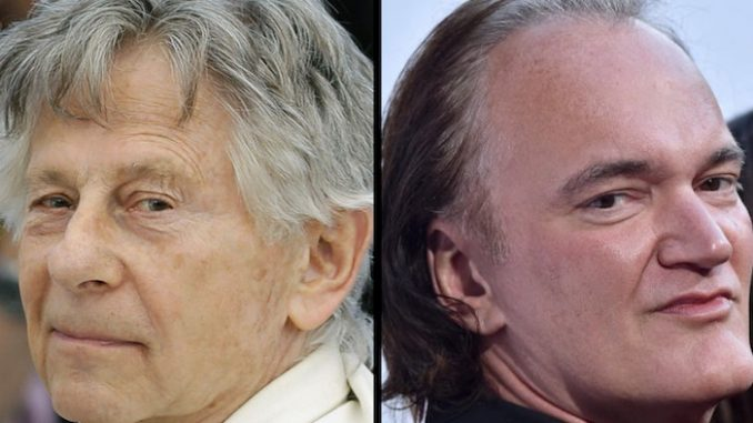 """Quentin Tarantino defended Roman Polanski, saying the 13-year-old he drugged and raped was a """"party girl"""" who """"wanted it."""""""