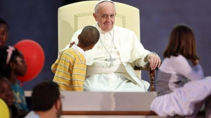 Explosive lawsuit accuses Pope or murdering and raping young children