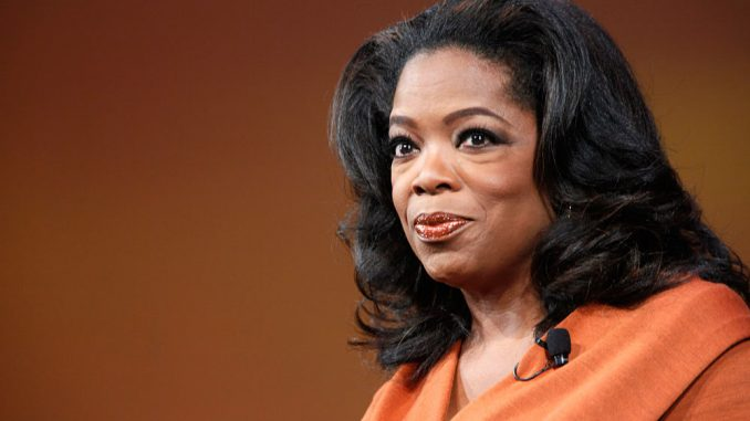 Trump says he hopes Oprah runs for President so world can see how racist she is