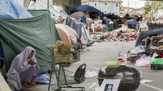 San Fransisco voted world's filthiest slum