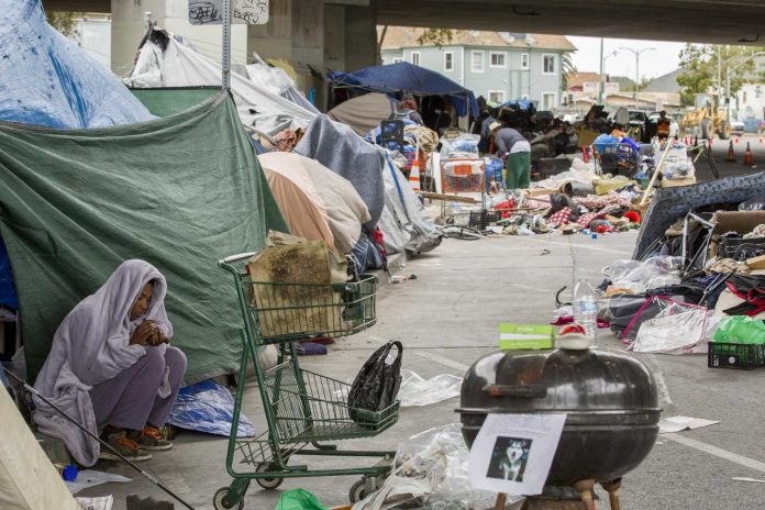 San Francisco Declared One Of World S Filthiest Slums