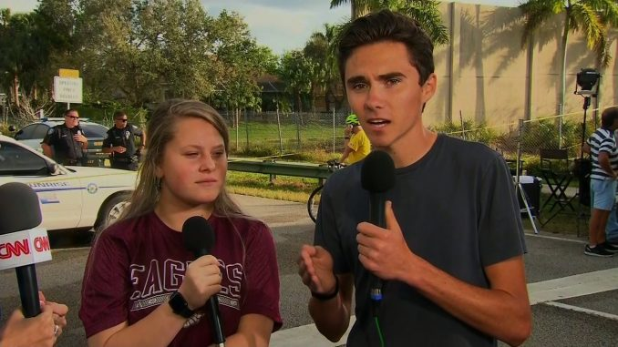 Anti-Trump shooting survivor filmed rehearsing scripted responses with CNN crew