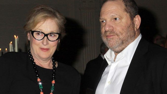 Meryl Streep named as defendant in Harvey Weinstein rape trial