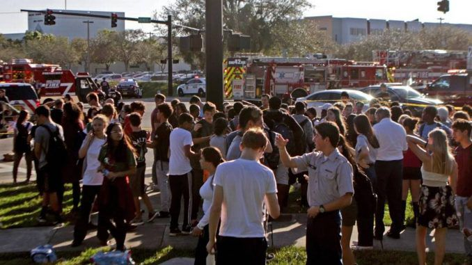 Teachers ran active shooter drill just moments before mass shooting in Florida