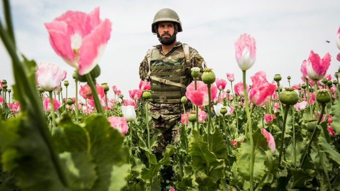 CIA caught smuggling more heroin via Afghanistan to fund proxy wars around the world