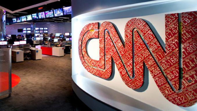 CNN has recorded its lowest ever prime time ratings, falling below Fox, MSNBC and even the Hallmark Channel.