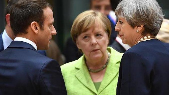 European Union prepare for world war with Russia, begins expelling Russian diplomats en masse
