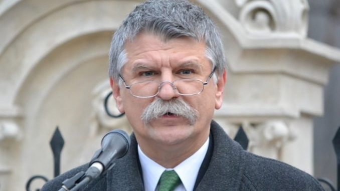 Hungarian leader blows whistle on anti-human global government