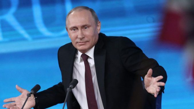 Putin asks US to send proof of election meddling