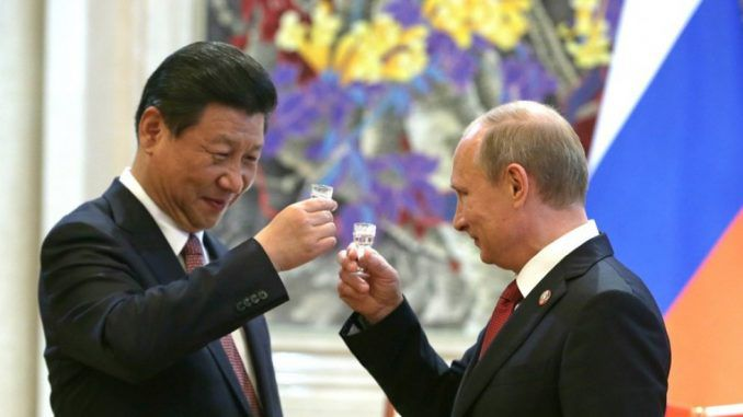 Russia and China roll our gold-backed currency