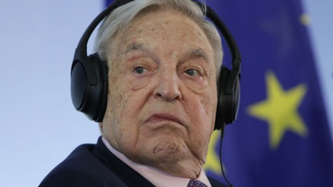 George Soros funded Russian dossier