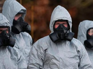 The deadly nerve agent attack in the UK that contaminated over 500 residents was an inside job designed to frame Russian President Vladimir Putin, according to reports.