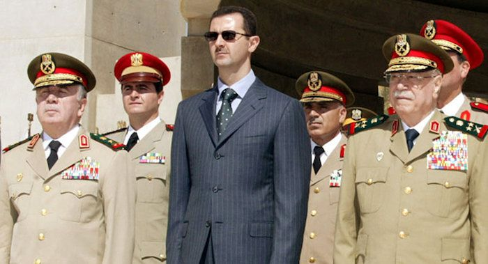Syrian President Bashar al-Assad says that Damascus is preparing for an imminent US military strike designed to completely obliterate Syria.