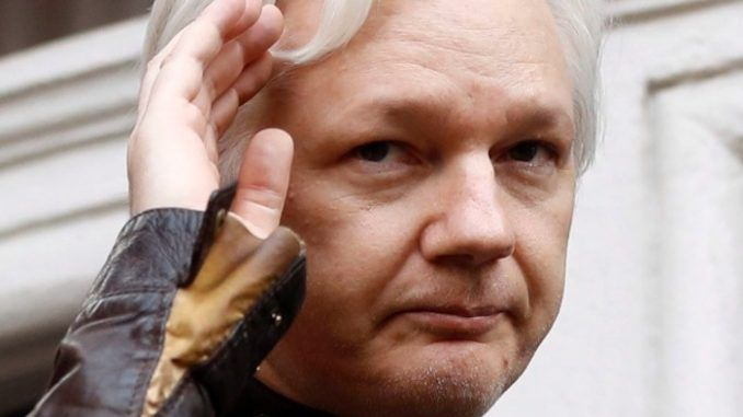 Julian Assange claims shadowy figures working for Queen Elizabeth are rigging elections around the world