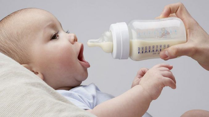 Babies fed soy-milk more likely to become deformed for life, study says