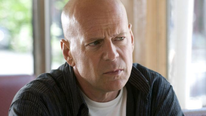"Bruce Willis warned Trump he will be a ""one term president"" if he makes the ""monumental mistake"" of coming for our guns."