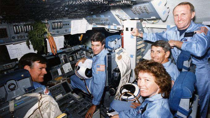 The seven NASA astronauts supposedly killed in the 1986 Challenger disaster did not die and are living out their lives in the U.S.