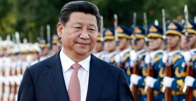 China bans George Orwell reading material