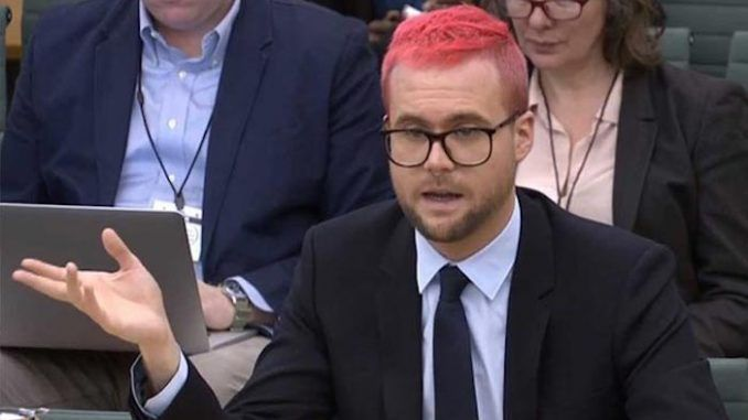 Christopher Wylie testifies before UK Parliament that Facebook listen in on your private phone conversations