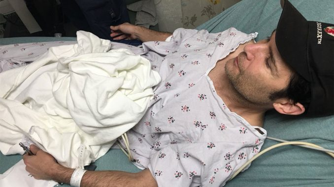 Corey Feldman stabbed in the stomach after exposing Hollywood pedophile ring