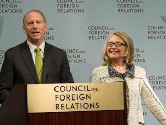 Council on foreign relations president admits the New World Order is dead
