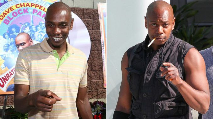 Dave Chappelle's family claim the star was killed and cloned after his return from exile in Africa, and the new Dave does not recognize them.
