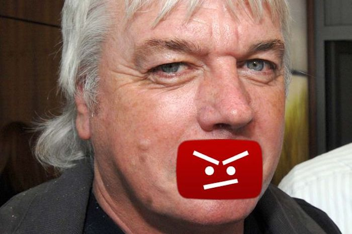 YouTube Ban David Icke From Appearing In Search Results ...