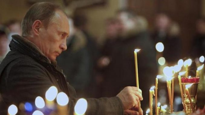 The real reason why the elite hate Vladimir Putin