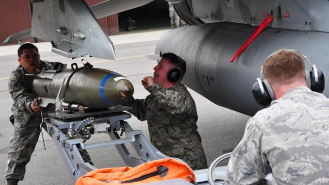 US prepare Europe for pre-emptive nuclear strike against Russia