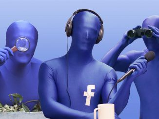 Facebook is listening to your conversations through your smartphone microphone