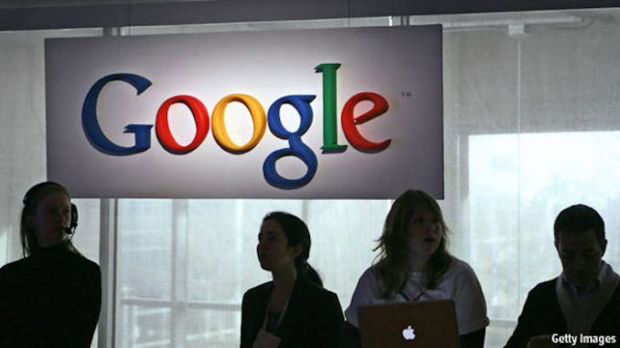 Google invests millions into streamlined propaganda designed to purge alt. media from the web