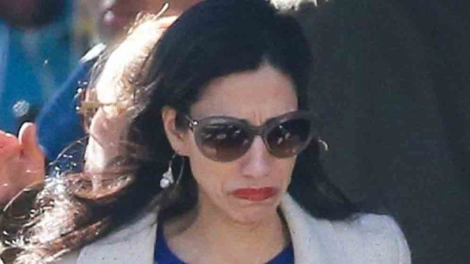 Huma Abedin admits she was threatened with murder during Clinton's email investigation