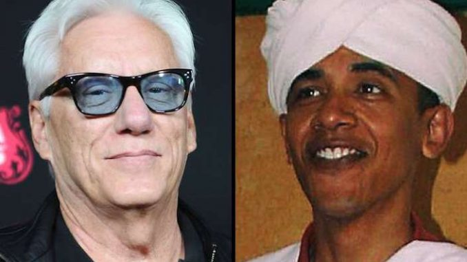 Actor James Woods has tweeted the once unmentionable about Barack Hussein Obama, confirming to his followers that Obama is a Muslim.
