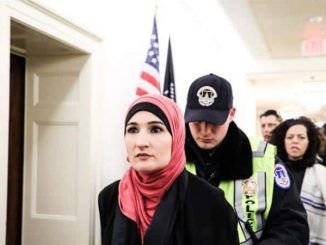 On Tuesday while protesting for Dreamers rights outside of Speaker Paul Ryan's office, women's march leader Linda Sarsour was arrested.