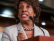 Democratic Rep. Maxine Waters admitted on Saturday that her next political goal is involves securing financial reparations for black Americans.