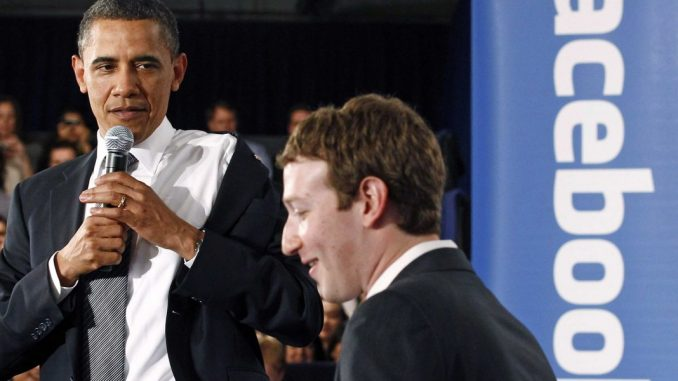 Obama rigged 2012 with help from Facebook