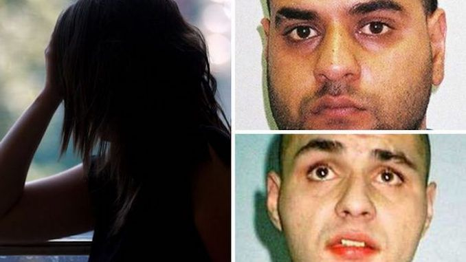 UK police say Telford girls consented to sex with rape gang